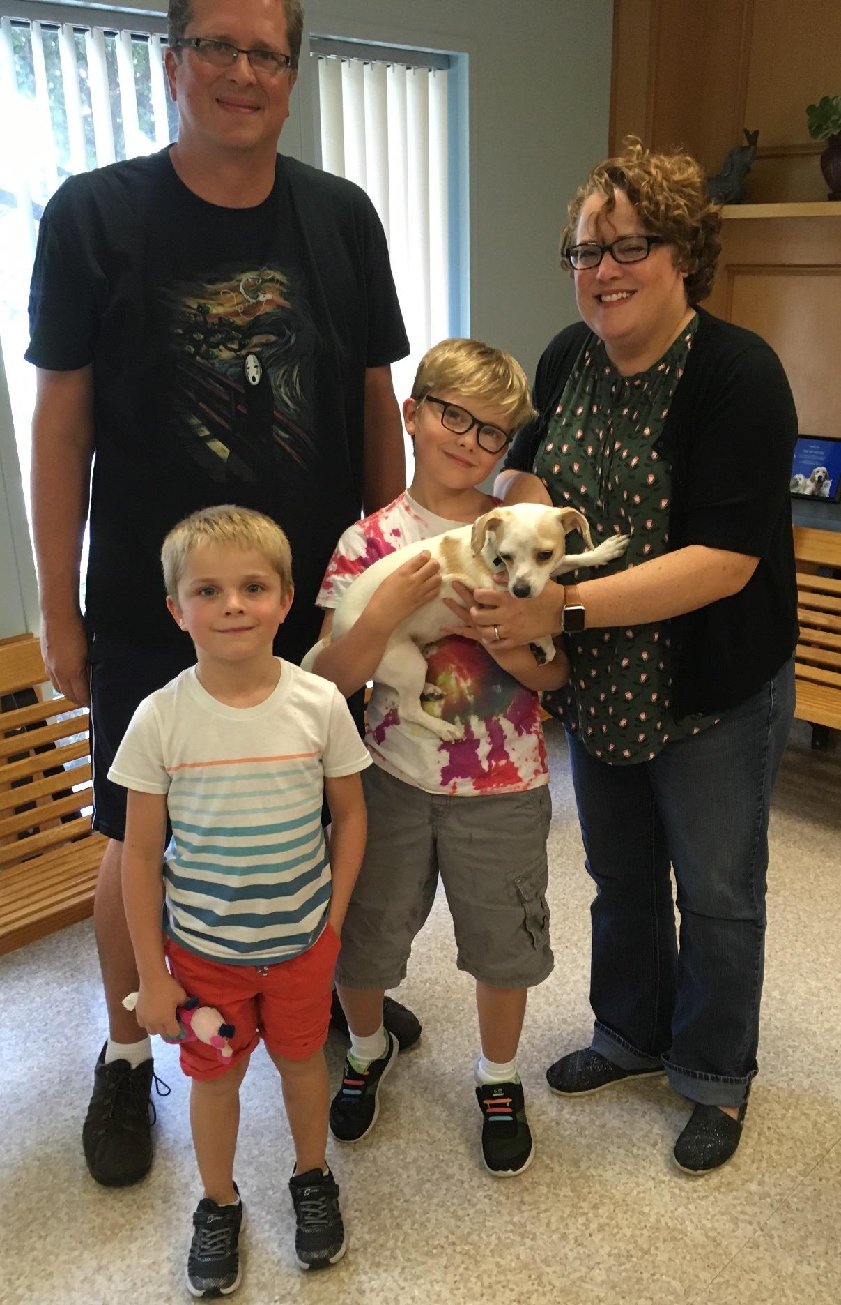 Laney Adoption