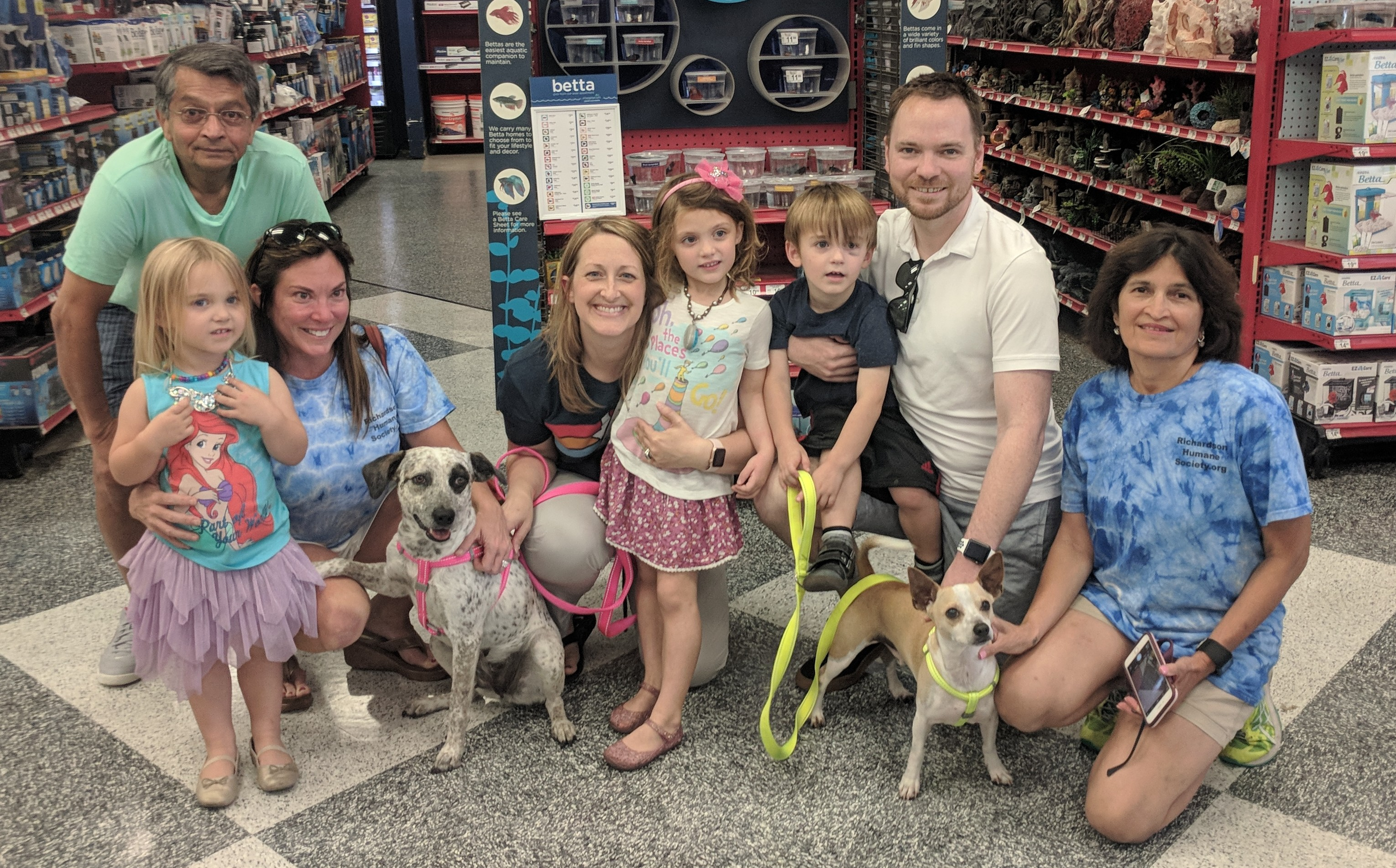 Tilley & Elroy Double Adoption