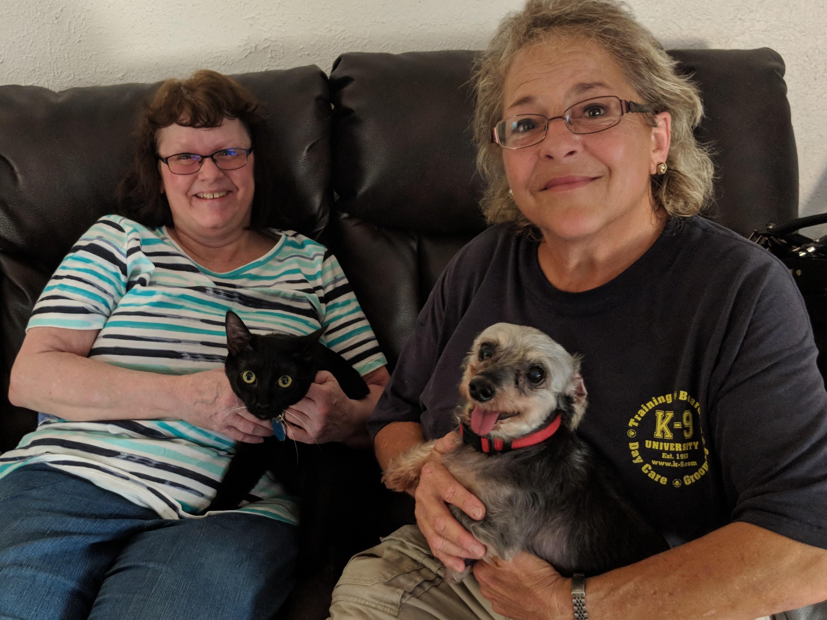 Tidbit & Tubbs Double Adoption