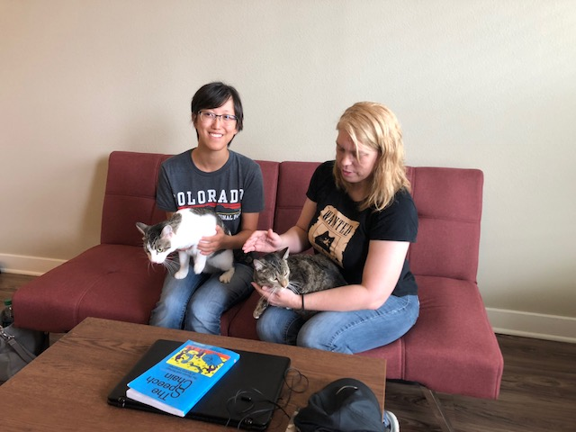 Marbles & Wonton Adoption