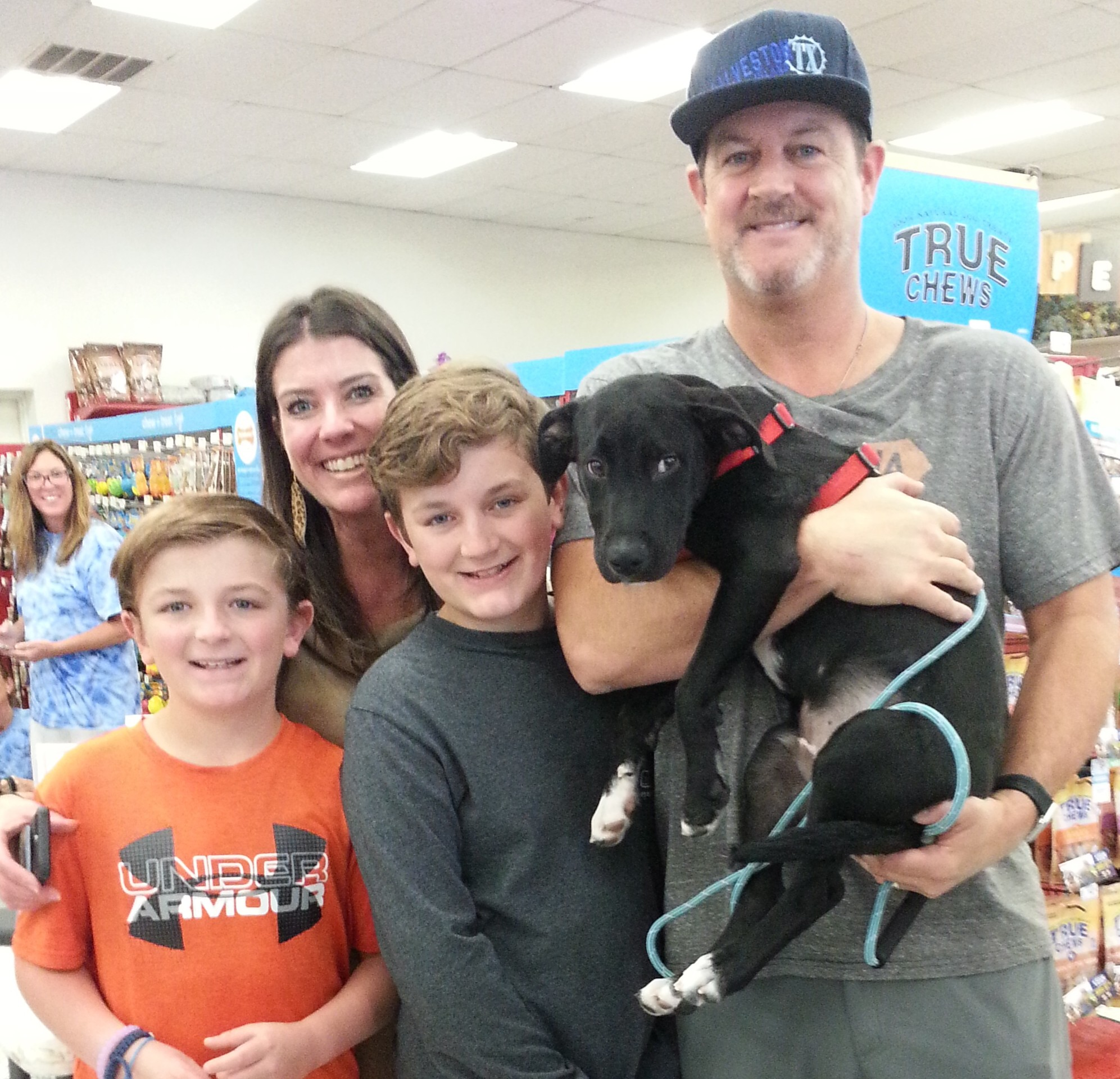 Waylon Adoption