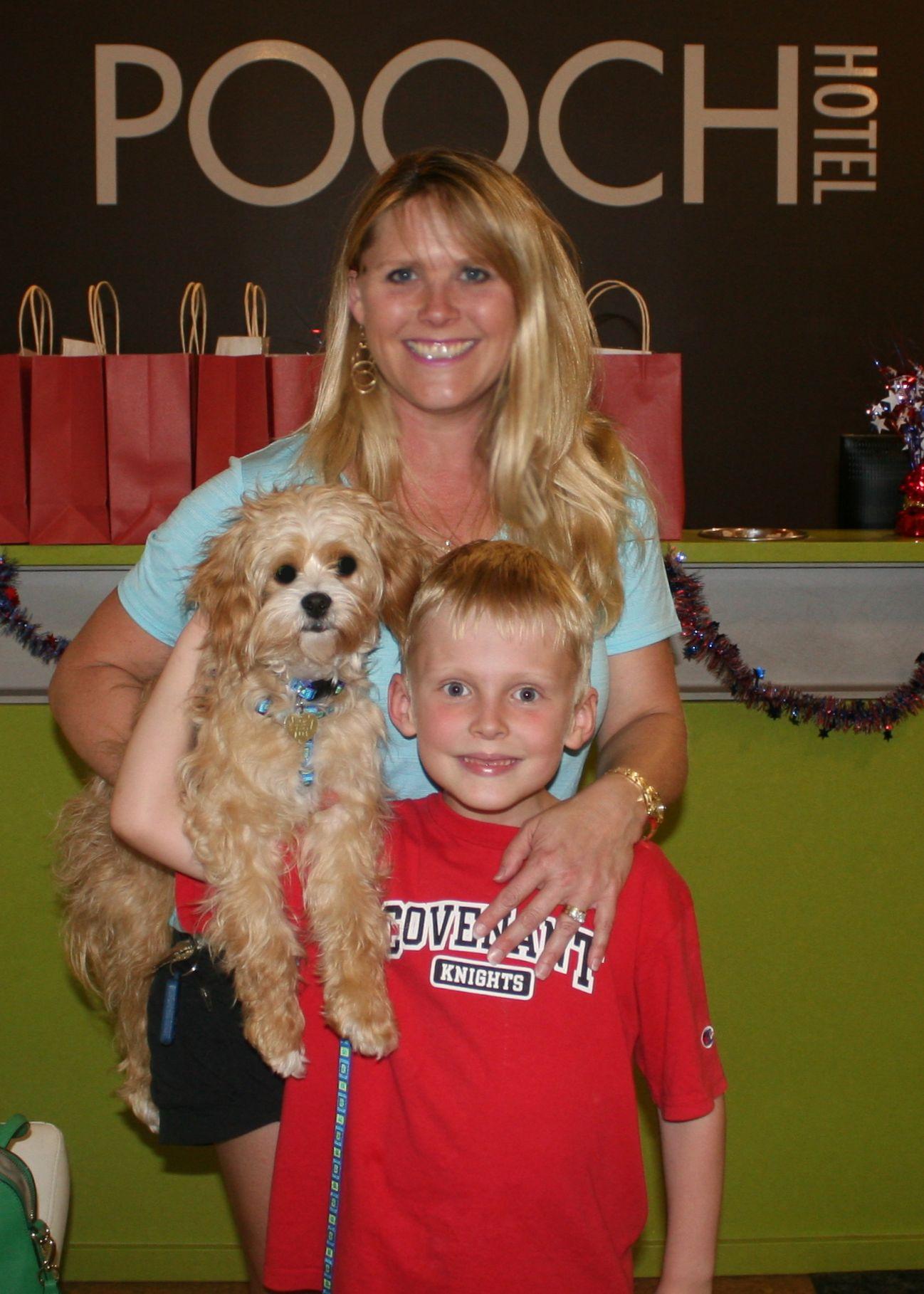 Scarlett Adoption