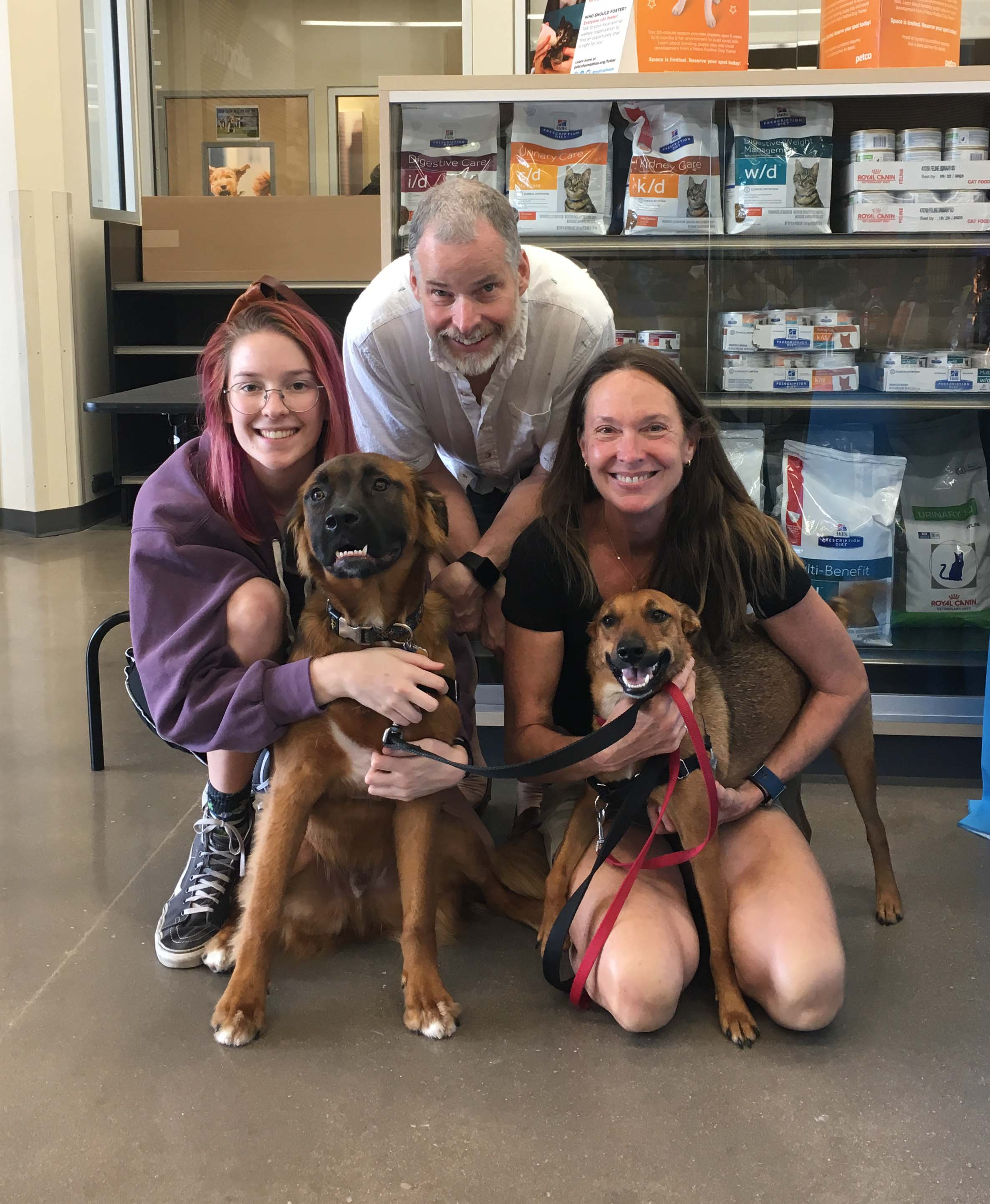 Reese Espieces & Clemention Double Adoption