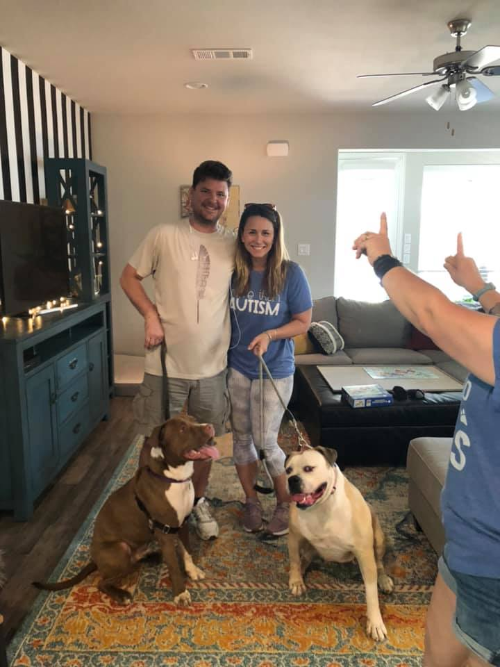 Snickers Adoption